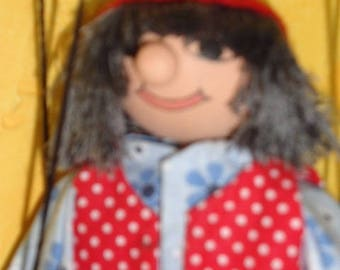 The Rascal zuzu marionette