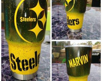 Pittsburgh Steelers 30 oz Yeti