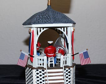 Department 56 - Heritage Village - Stars And Stripes Forever