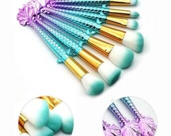 Mermaid Pro Brushes- 7 piece