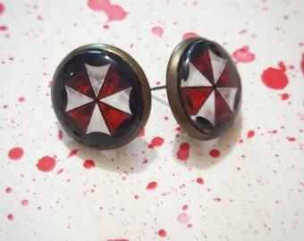 Stud Earrings for Horror Fans