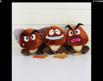 Super Mario Goomba Plush