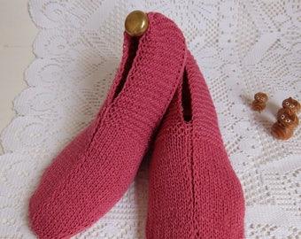 Night slippers Miss Charlène Queen