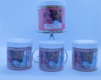 Luxury Shea Butter Enriched Sugar Scrubs