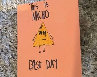 Nacho card