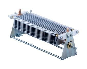 Air variable capacitor 40 - 1620 pF, 1.4 kV