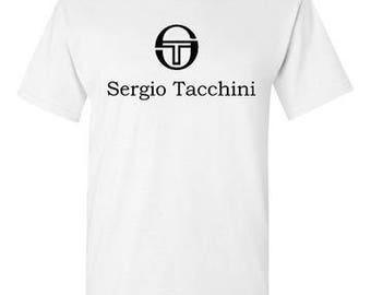Sergio Tacchini White T-Shirt