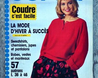 Magazine Burda sew it's easy E826