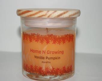 Vanilla Pumpkin Candle