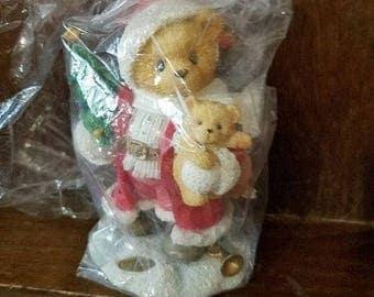 Cherished Teddies Limited Edition 1996 Santa