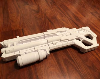 Overwatch Soldier 76 Pulse Rifle Kit