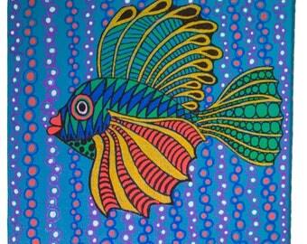 Reef Fish #13