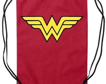Wonder Woman Halloween Candy Bag, Wonder Woman Halloween Costume, Wonder Woman Costume, Wonder Woman, Kids Halloween Candy Bag, Candy Tote