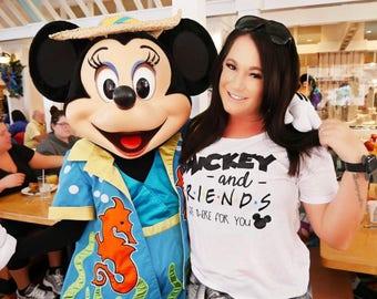 Mickey & Friends Tee!