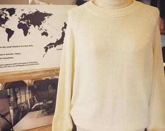 Made in TOKYO : Knitted Sweater