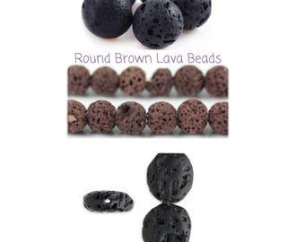 Extra Lava beads