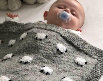 Sheep Blanket