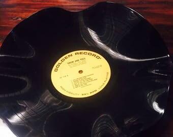 Record bowl