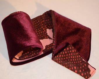 Chic collar, scarf, scarf