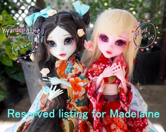 Reserved commission for Madelaine