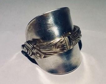 Whole Apostle Spoon Ring