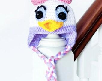 Daisy Duck Toddler Hat, warm hats, disney