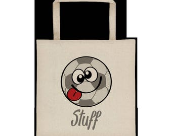 Soccer Stuff Tote bag