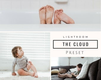 The Cloud preset.