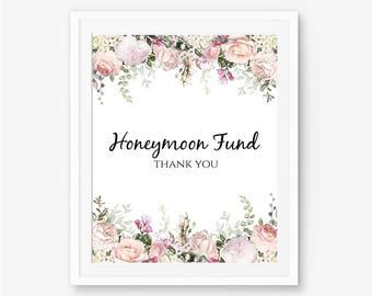 Honeymoon Fund Jar Etsy