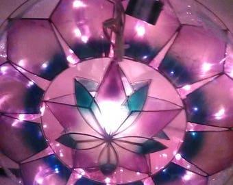 "Christmas Oyster Parol Lantern 13"""