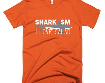 Sharkasm Short-Sleeve T-Shirt