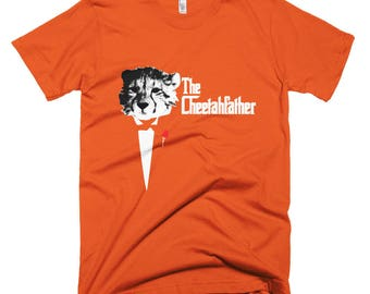 Cheetafather Short-Sleeve T-Shirt