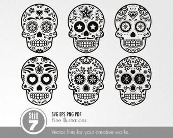 Sugar Skulls Pack
