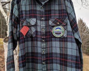 Mt. Haystack Flannel Size XL