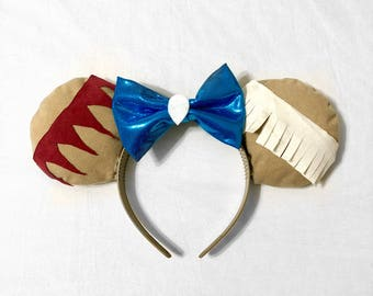 Pocahontas Mickey Disney Ears