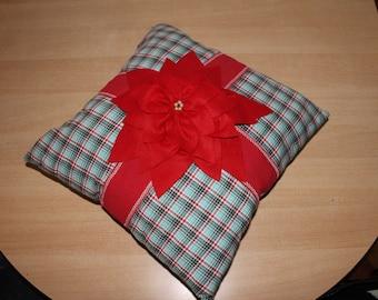 Christmas Star Pillow