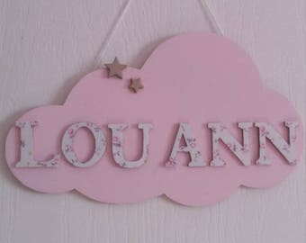 door name plaque