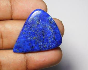 Natural Lapis Lazuli cabochons loose Gemstone AAA Quality Lapis Lazuli Loose stone Lapis Lazuli Handmade 100% Natural 41 Ct