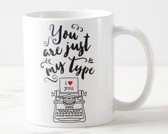 Romantic Mug #18 - Love Quote Mug - Love Mug - Quote Mug -Coffee Mug - For Her -For Him -Valentine Mug -Valentine Gift -Love Gift - Cute Mug