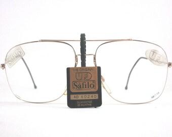 Safilo eyeglasses mod. UFO 3002 Original Vintage