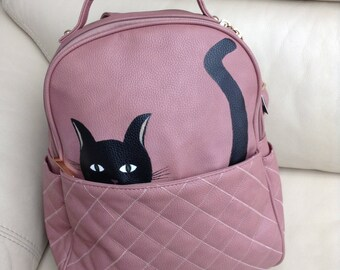 Backpack (cat)