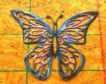 Beautiful Metal cut Butterfly