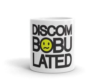 Discombobulated - Confused Icon Mug