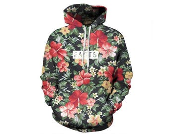 Flower Hoodie, Flowers Hoodie, Floral Hoodie, Flower Sweatshirt, Hoodie Pattern, Pattern Hoodie, Graphic Hoodie, Hoodie, 3d Hoodie, Style 3