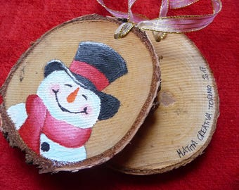 Christmas decoration design fir Christmas gift handmade holiday Ornament Party reindeer Santa Claus Snowman tree