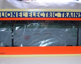 Lionel Trains Operating Missile Car 6-16710