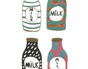 Original Milk A4