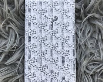 iPhone 7 white Goyard Case