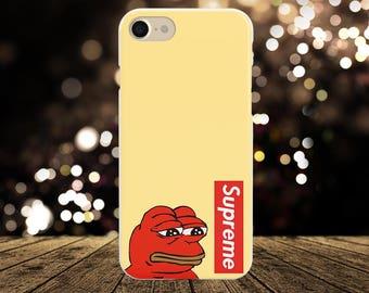 Supreme iPhone 7 Case Supreme Case Supreme iPhone X Case Samsung S8 Case Silicone Case iPhone 7 Plus Case iPhone 8 Case iPhone 6s iPhone 5s