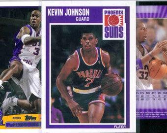 PHOENIX SUNS Basketball Team Lot - 150 Assorted Cards